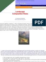 Landscape Composition Rules