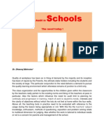 Academic Audit in Schools