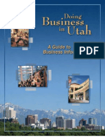 Doing Business in Utah