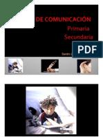 ÁREA DE COMUNICACIÓN - sjchh