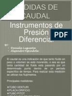 Instrumentos de Presion Diferencial