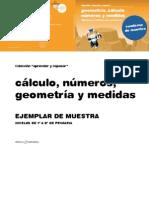Cuaderno matemática
