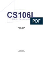 Course Reader c++ Stanford