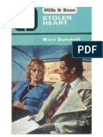 HR-686 Mary Burchell Stolen Heart
