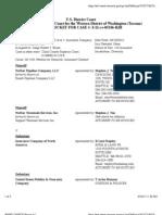 NuStar Pipeline Company, LLC Et Al v. Insurance Company of North America Et Al. - Docket