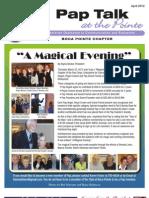 PapTalk April 2012 Newsletter