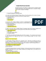 Sample Final Exam Questions