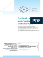XIII analisis de coyuntura latinoamericana ene-mar 2012