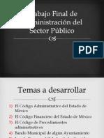 Trabajo Final de Administración del Sector Público