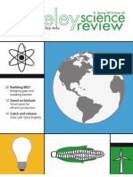 Berkeley Science Review - Spring 2012