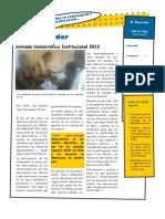 Periodico El Observador Abril
