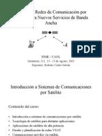 Satelites - Diseño de Redes de Comunicaciones - En Español