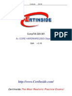 a+ core hardware(2003 objectives)