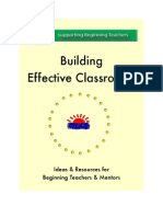 TDSB - Building Effective Classrooms
