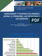 Presentación de Ana María Sanjuán, Asesora Senior para temas de Democracia, Estado y Seguridad de CAF Banco de Desarrollo de América Latina.