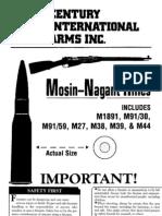 Mosin Nagant Manual