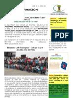 Boletin Informativo INFOMAYOR No 002
