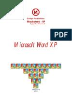 Apostila Word Xp