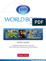 World Book User Guide