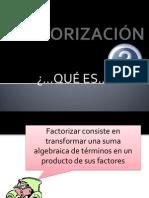 FACTORIZACIÓN2
