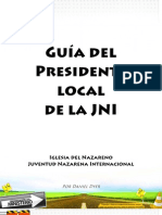 Guia Presidente Local