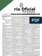 DECRETO CALÇADAS
