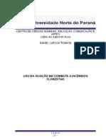 USO DA AVIAÇÃO NO COMBATE A INCÊNDIOS FLORESTAIS