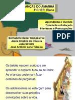 CRIANÇAS DO AMANHÃ