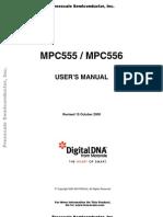 MPC555UM