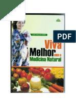 Viva Melhor Com a Medicina Natural Luiz Carlos Costa