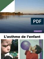 L'asthme de l'enfant Cour S5
