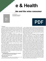 Sulphur Dioxide in Wine 2005