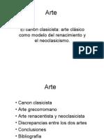 Canon clasicista