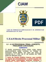 Slides u.e. 6.0 Dir. Proc. Penal Mil. Cfo 2011