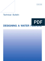 Designing a Water Feature_Tech Bulletin