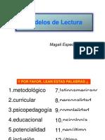Modelos y Metodos de Lectura