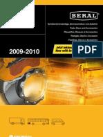 Catalogo de frenos 2009-2010