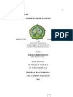 Ulumul Qur'an Nasikh Walmansuk