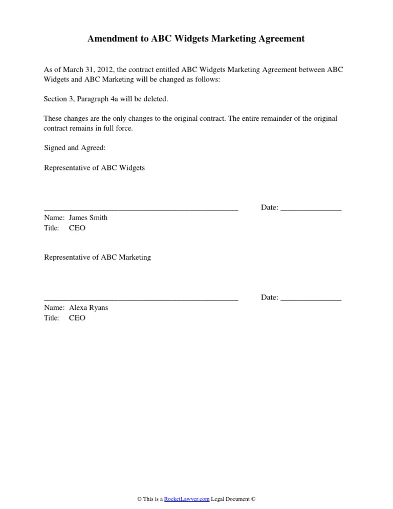 Marketing Agreement. Free Marketing Agreement Form 7+ Marketing