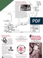 Monrovia Trail Map