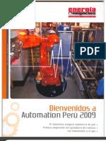 Tecnologías para la Automatización Industrial