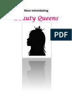 Most Intimidating Beauty Queen