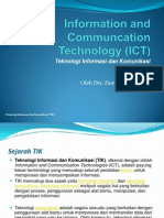 Information and Communcation Technology Ict2
