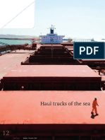 Haul Trucks of the Sea