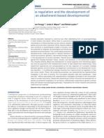Interpersonal Stress Regulation and the Developmente...