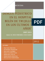 Estructura Informe Final