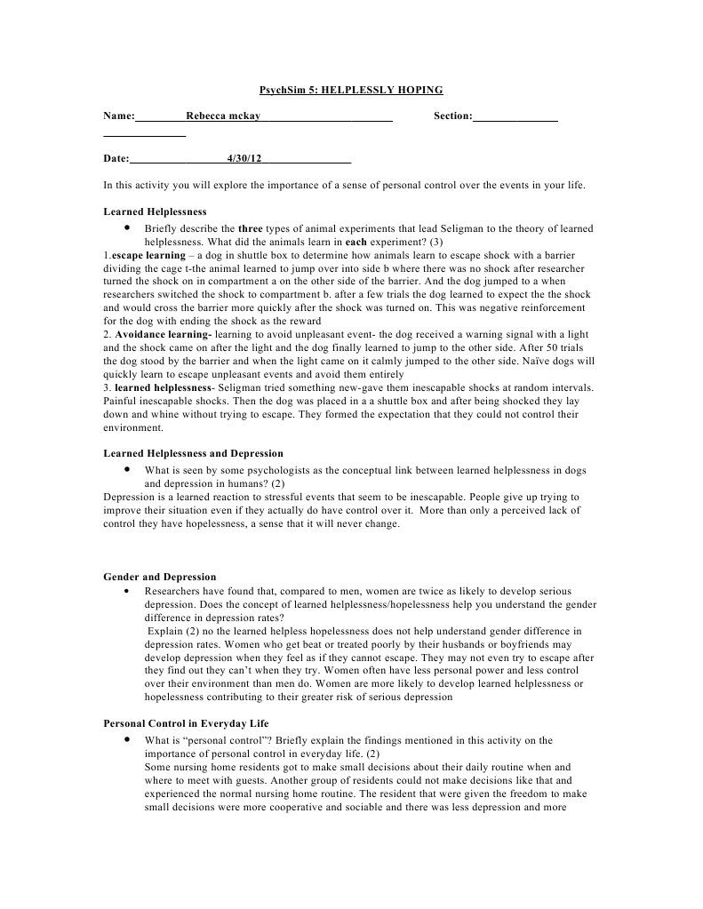 Psychsim 5 Worksheets Sharebrowse – Psychsim 5 Worksheets