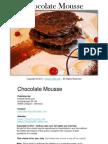Ikos Cake Chocolate Mousse