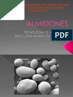 ALMIDONES