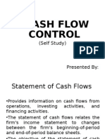 cash flow cycle presentation @ garg